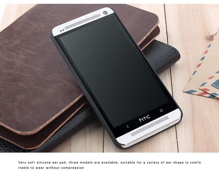 เคสแข็ง HTC One รุ่น HONE - H002 - Omega Case 16