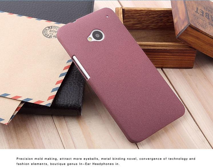 เคสแข็ง HTC One รุ่น HONE - H002 - Omega Case 7