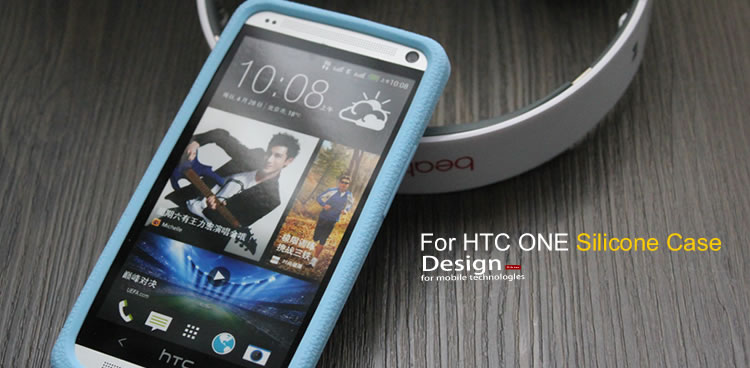 เคสแข็ง HTC One รุ่น HONE - H008 - Omega Case (28)