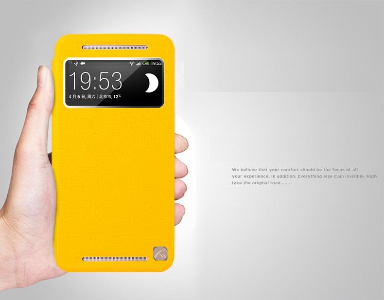 เคส HTC One View Cover รุ่น HONE - V001 - Omega Case 1