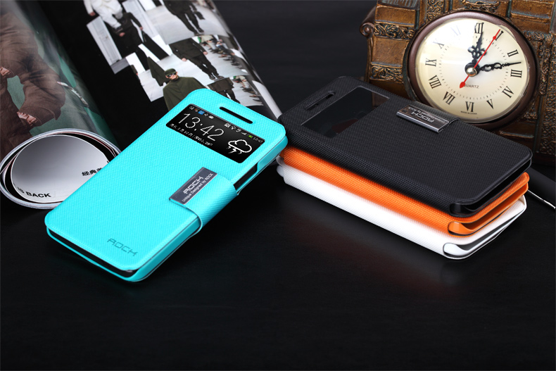 เคส HTC One View Cover รุ่น HONE - V001 - Omega Case 10