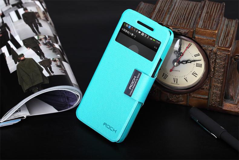 เคส HTC One View Cover รุ่น HONE - V001 - Omega Case 12