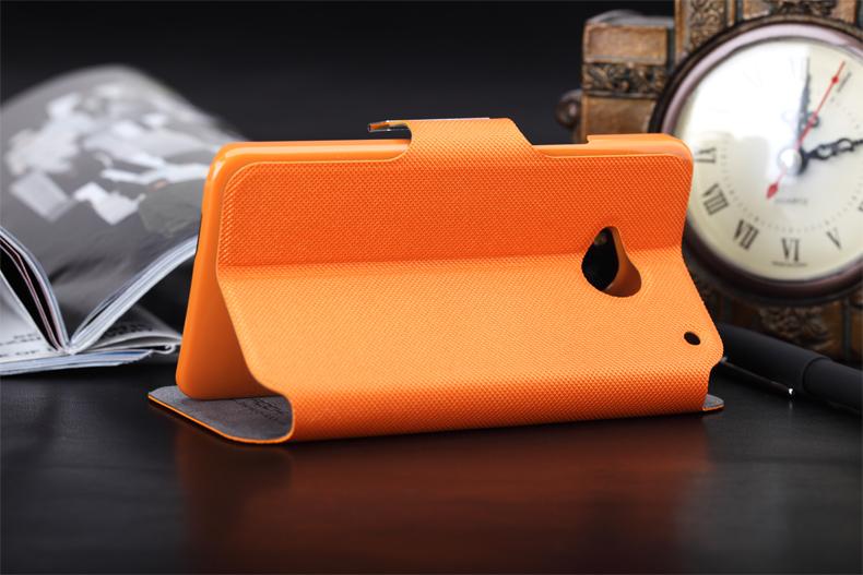 เคส HTC One View Cover รุ่น HONE - V001 - Omega Case 14