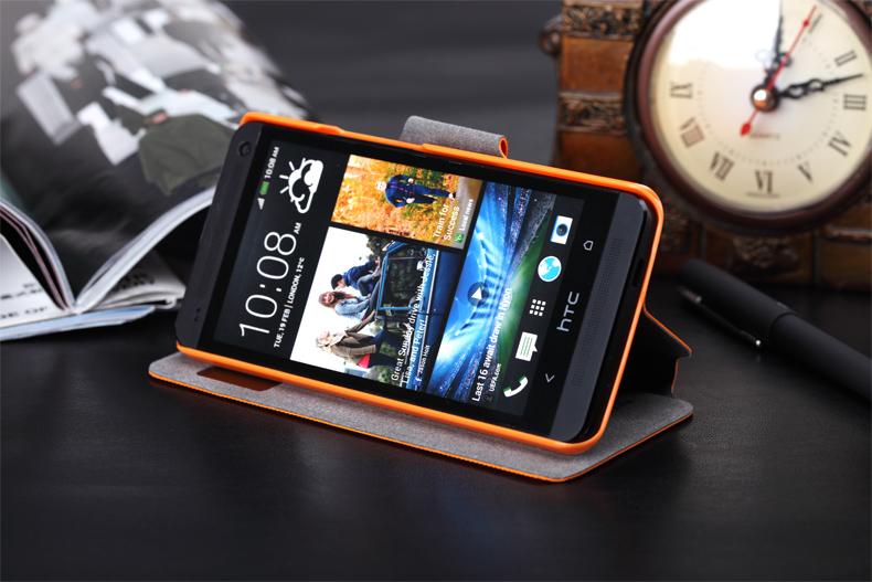 เคส HTC One View Cover รุ่น HONE - V001 - Omega Case 15