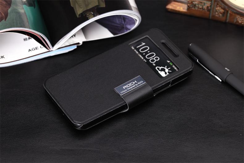 เคส HTC One View Cover รุ่น HONE - V001 - Omega Case 17