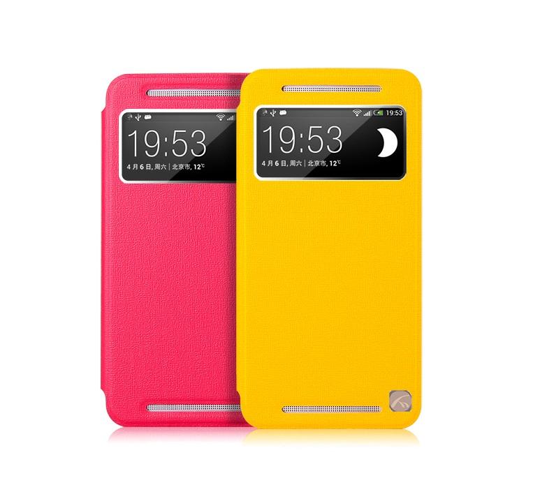 เคส HTC One View Cover รุ่น HONE - V001 - Omega Case 4
