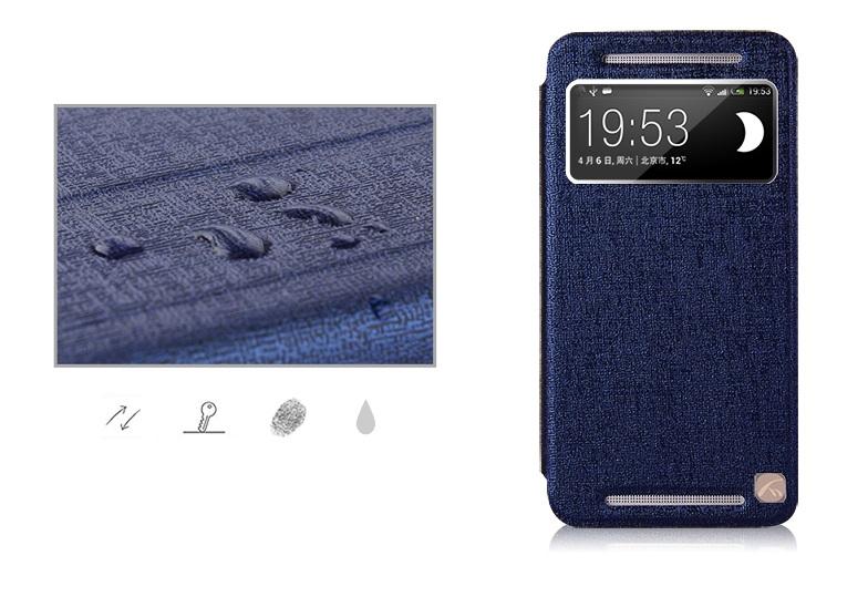 เคส HTC One View Cover รุ่น HONE - V001 - Omega Case 8