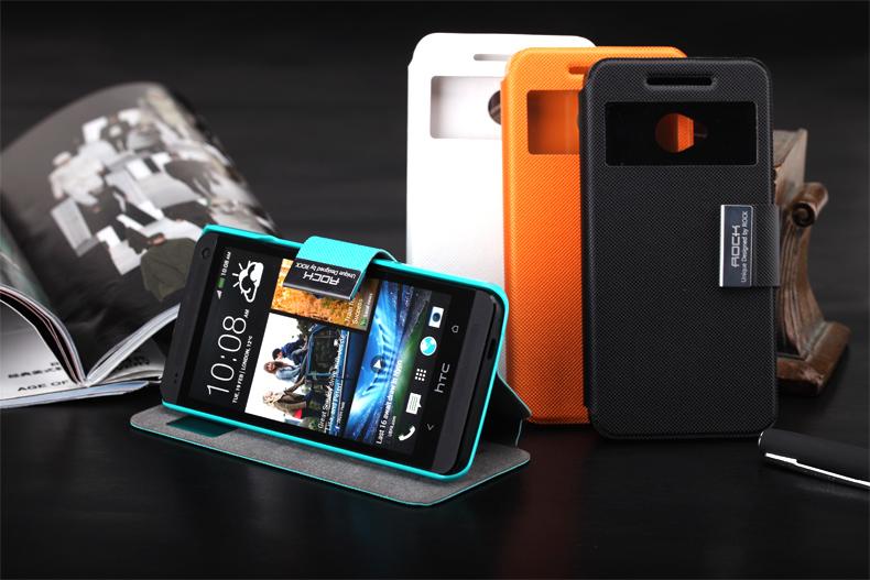 เคส HTC One View Cover รุ่น HONE - V001 - Omega Case 9