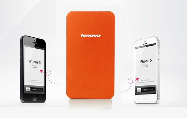 Lenovo - Omega Power Bank 4