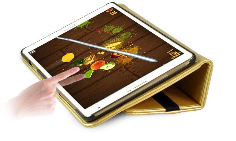 เคสฝาพับ Samsung Galaxy Tab S 10.5 SATS10.5-F004 - Omega Gadget 4