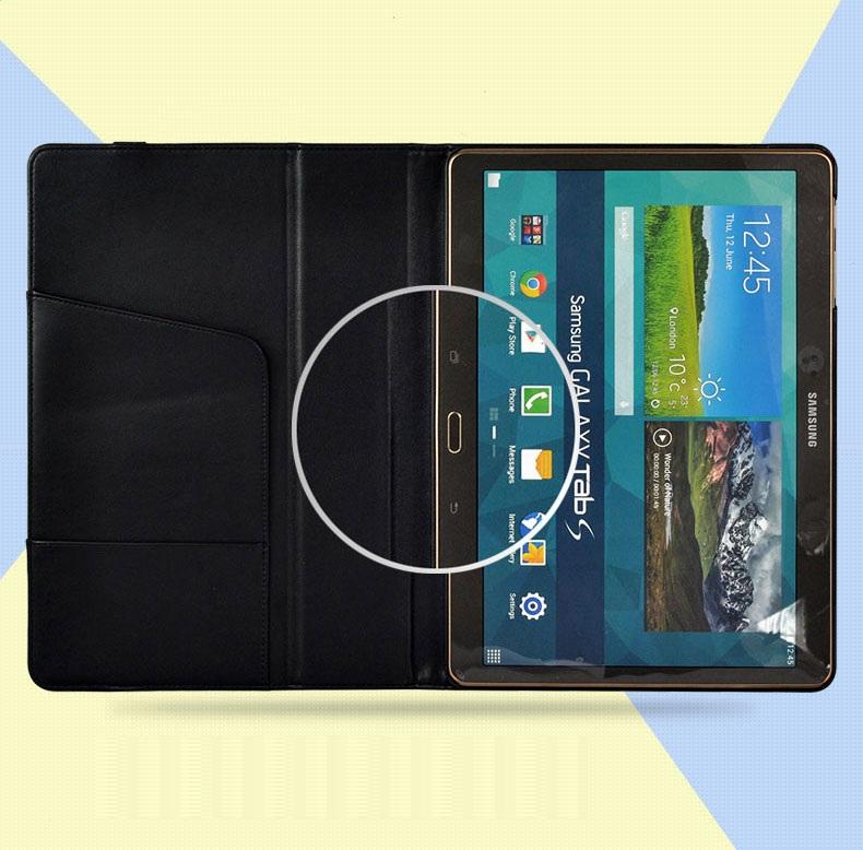 เคสฝาพับ Samsung Galaxy Tab S 10.5 SATS10.5-F004 - Omega Gadget 6