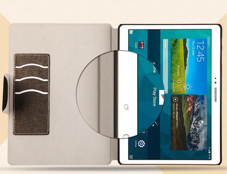 เคสฝาพับ Samsung Galaxy Tab S 10.5 SATS10.5-F007 - Omega Gadget 5