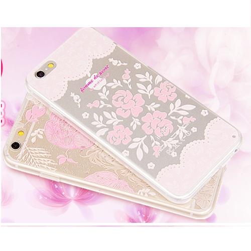 เคสซิลิโคน Iphone6 Plus IP6P-S005 - Omega Case (1)