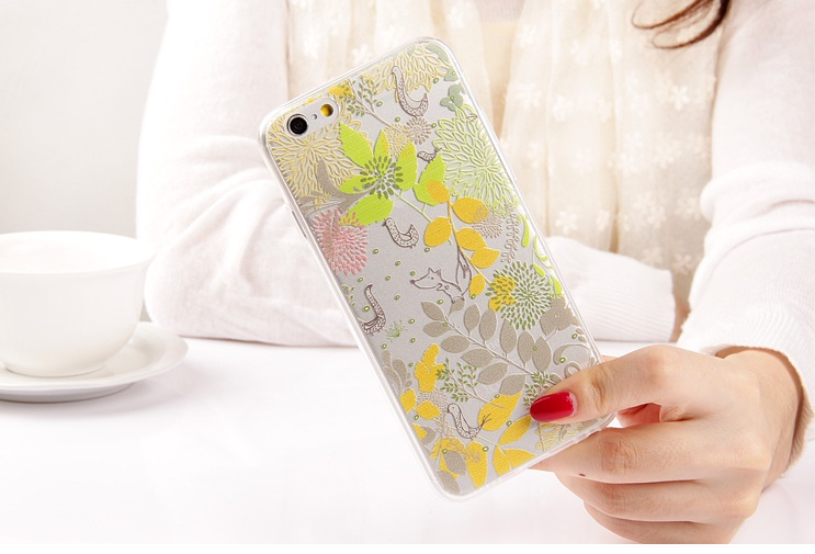 เคสซิลิโคน Iphone6 Plus IP6P-S005 - Omega Case (19)