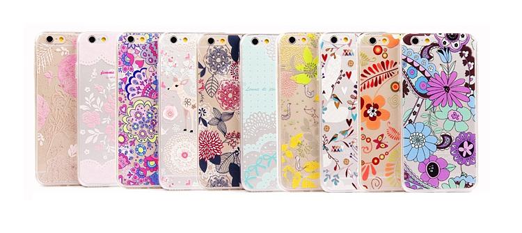 เคสซิลิโคน Iphone6 Plus IP6P-S005 - Omega Case (3)