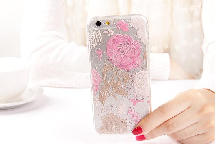 เคสซิลิโคน Iphone6 Plus IP6P-S005 - Omega Case (4)
