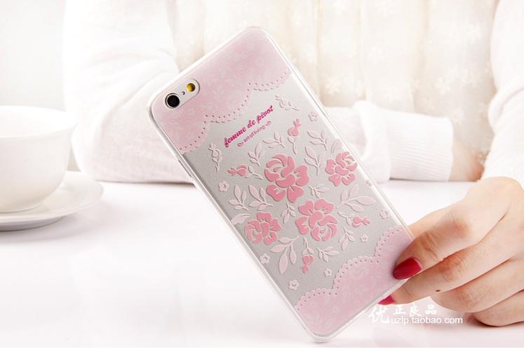 เคสซิลิโคน Iphone6 Plus IP6P-S005 - Omega Case (6)
