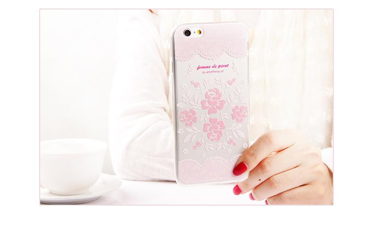 เคสซิลิโคน Iphone6 Plus IP6P-S005 - Omega Case (7)
