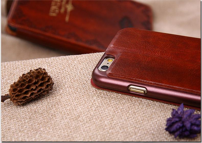 เคสฝาพับ Iphone 6 Plus IP6P-F001 Omega Case - 4