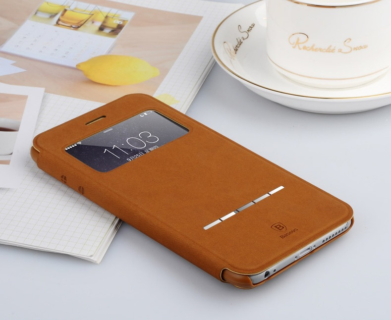 เคสฝาพับ Iphone 6 Plus IP6P-F002 Omega Case - 12