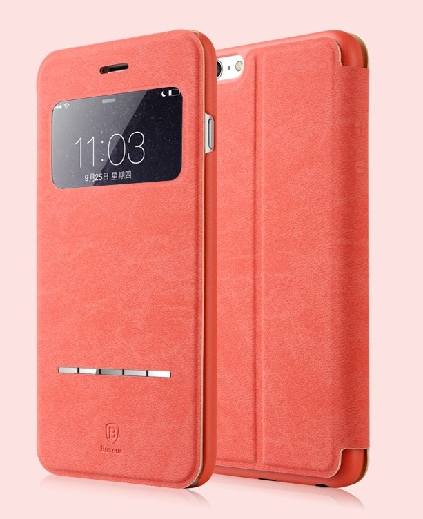 เคสฝาพับ Iphone 6 Plus IP6P-F002 Omega Case - 6