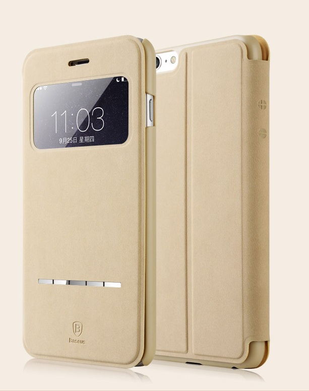 เคสฝาพับ Iphone 6 Plus IP6P-F002 Omega Case - 8