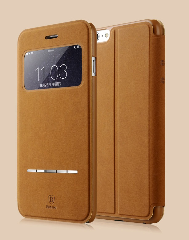 เคสฝาพับ Iphone 6 Plus IP6P-F002 Omega Case - 9