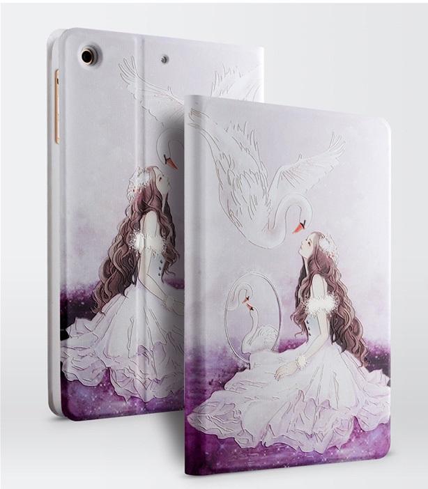 เคส iPad Air 1 เคสฝาพับ Vintage งาน Handmade - Omega Case 4