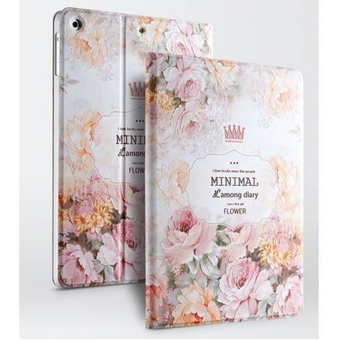 เคส iPad Air 1 เคสฝาพับ Vintage งาน Handmade – Omega Case cover3
